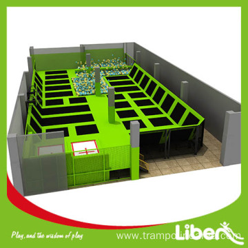 Adult trampoline park equipment for sale